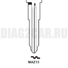 Жало выкидного ключа MAZ13
