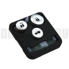 Кнопки ДУ Хонда Civic 3 кн 433 Mhz
