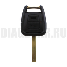 Opel простой ключ с душкой лезвие HU100