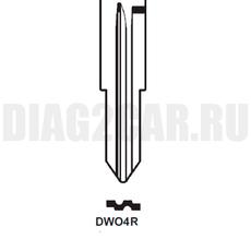 Жало выкидного ключа DWO4