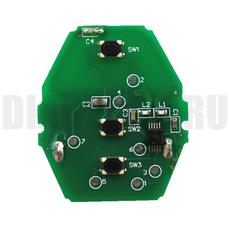 Плата ДУ для ключа BMW (БМВ) EWS 433 Mhz
