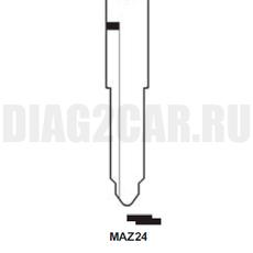Жало выкидного ключа MAZ24