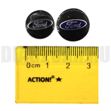Логотип на ключ зажигания Ford #6