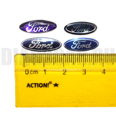 Логотип на ключ зажигания Ford #2