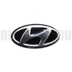 Логотип на ключ зажигания Hyundai #2
