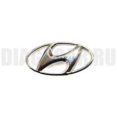 Логотип на ключ зажигания Hyundai #5