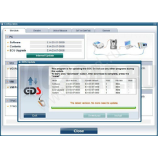 Установка программы Hyundai GDS