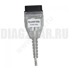 Ford KM Tool - корректировка одометров FORD