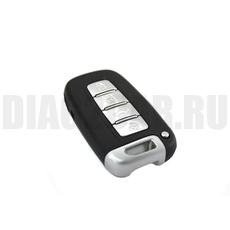 Смарт ключ Kia Soul Sportage Sorento Mohave Rio Cerato 4 кнопки