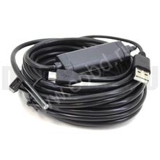 Технический USB эндоскоп диаметр 5.5мм / длина 5м с поддержкой Android