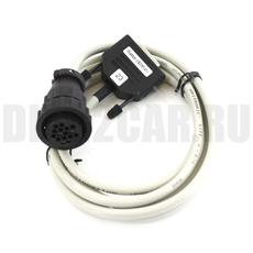 """Диагностический кабель """"WABCO (ISO9141)"""" для АВТОАС"""