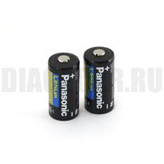 Комплект батарей CR123 (2 шт.)