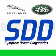 Установка программы JLR SDD Jaguar Land Rover