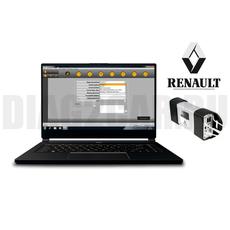 Renault Can Clip AN2135SC + программа + Ноутбук