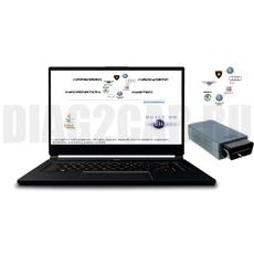 VAS 5054 + ODIS + Ноутбук
