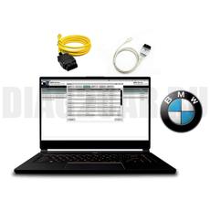 BMW Inpa + BMW ENET + Ноутбук с установленными программами Rheingold ista-D / ista-P