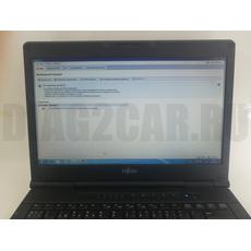 VOCOM 88890300 + Ноутбук с программой PTT 2.7.25