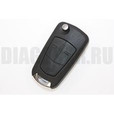 Opel выкидной ключ 2 кн. 433 MHz PCF7941 Astra H 2004-2009, Zafira B 2005-2013