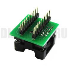 Программатор MiniPro TL866CS RUS FULL полный комплект