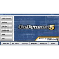 Mitchell Ondemand - руководство по ремонту автомобилей, электросхемы, нормочасы, коды ошибок