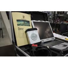 Porsche Piwis II (Порше Пивис)+ Ноутбук Panasonic CF30