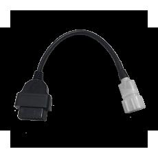 Переходник HD 6pin-to-OBD2 для BitBox