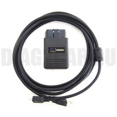 Сканер Chrysler Witech MicroPod 2