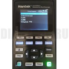 Hantek 2D82 Auto портативный осциллограф