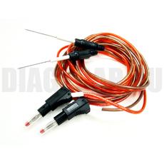 Щупы с гибкой иглой и удлиненным кабелем SP-flexpin-L Rotkee