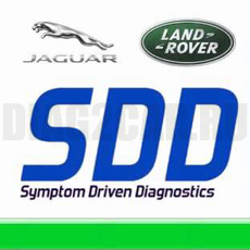 Установка и активация SDD для JLR Online на 1 год